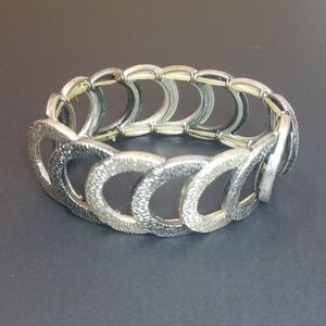 Style and Co silver Bangel